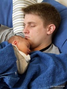 Sleepy Daddy